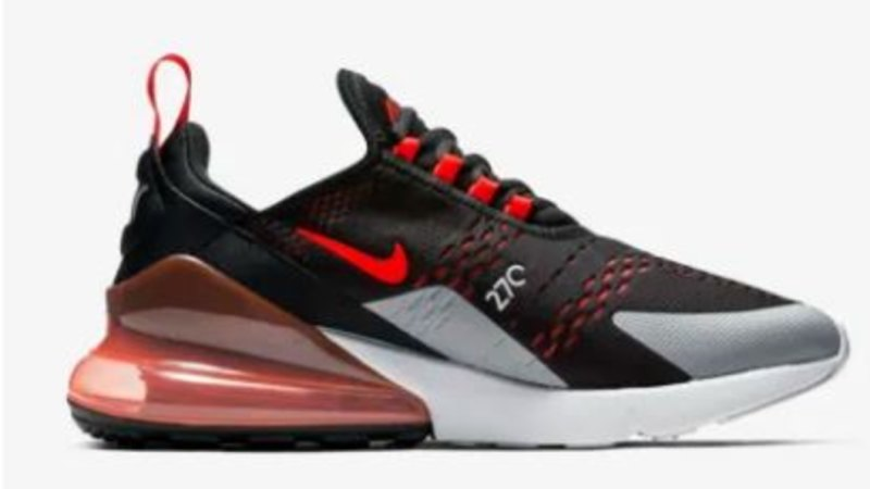 new concept ad73a 10e8c Nike Air Max 270 receives Muslim protest over  offensive  sneaker design