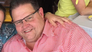 Brendan Gaffney spent five years in jail for fraud.