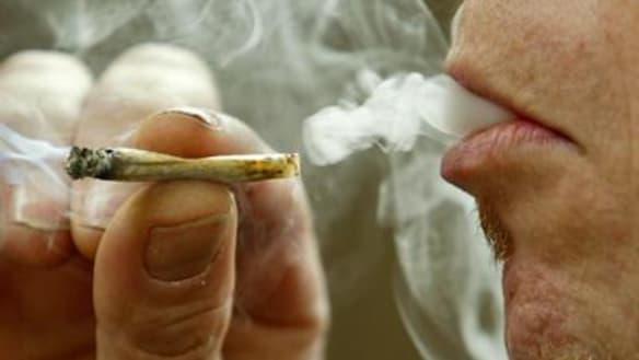 Prison guards warned not to turn blind eye to pot-smoking inmates