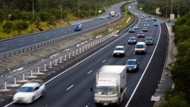Upgrading major south-east motorways is one of the top priorities of this year's budget, in order to bust congestion.