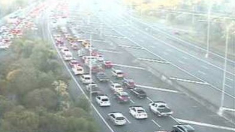 Bruce Highway crash cleared