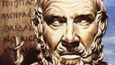 Greek philosopher Hippocrates believed in the powerful effect of a good walk.