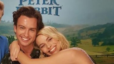 Margot Robbie's younger brother Cameron was approached to apply for the reality dating show.