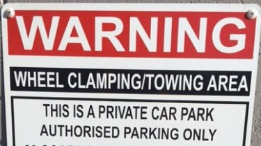 Wheel clamping in Scarbrough should be banned, according to the City of Stirling and local business owners.