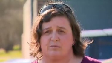 Shannon Lowden's mother Debbie said she was hoping for a breakthrough in the search.