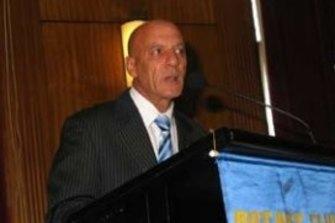 Former drug counsellor Anthony Dieni.