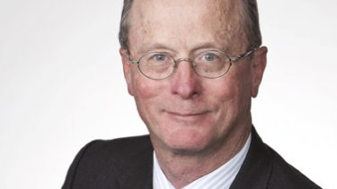 District Court judge Peter Maiden, SC.