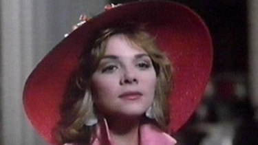 Kim Cattrall in 1980's film, Mannequin.