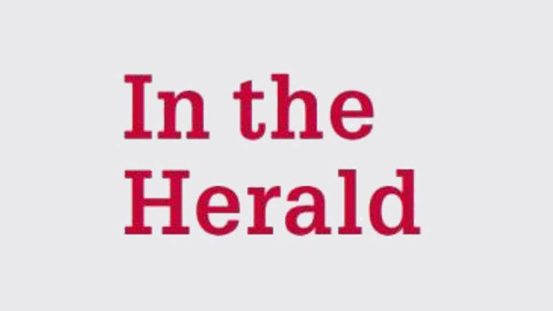In the Herald: November 19, 1879