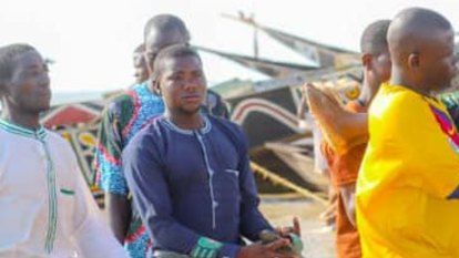 More than 100 missing, feared dead after Nigerian boat sinks