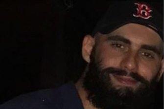 Sam Thompson was found dead in March 2017.