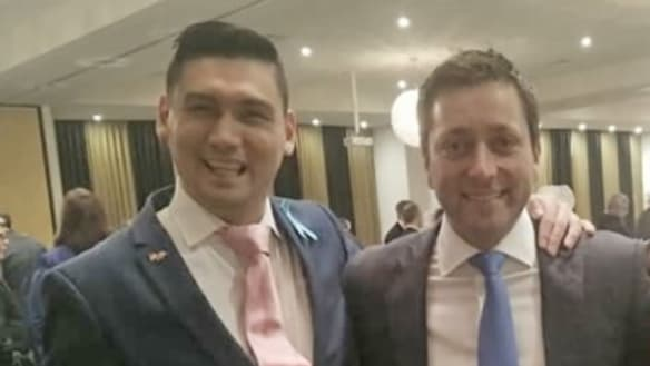 Former Liberal candidate charged with enrolling unwitting person to run