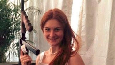 Maria Butina has admitted to working as a Russian agent in the US.