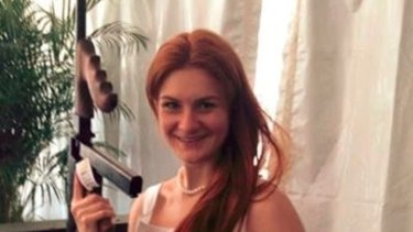 Butina was sentenced to 18 months in prison.