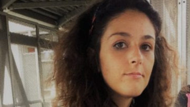 Police identified the woman as Ioli Hadjilyra.
