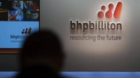Boom time for BHP shareholders