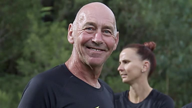 Jim Owens has been helping prepare participants for the SMH Half Marathon.