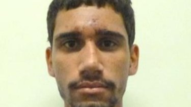 Police are seeking the whereabouts of 24 year old Arron Leigh Rebbeck.
