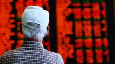 Global sharemarkets have fallen sharply over fears of what the coronavirus will mean for the global economy.