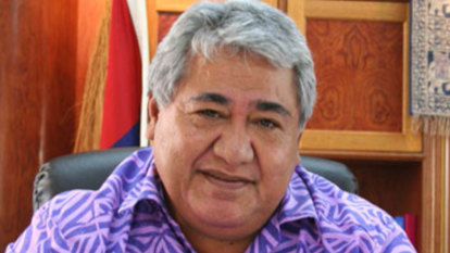 Man charged over meat, egg attack on Samoan PM in Logan church