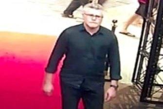 Police are appealing for public help to find this man.