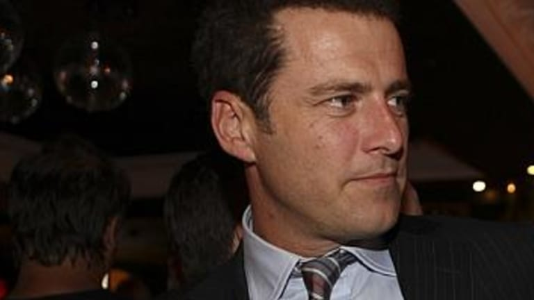How to save Today co-host Karl Stefanovic from himself.