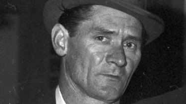"Brian Bourke called Ronald Ryan, above, the ""toughest man"" he had known."