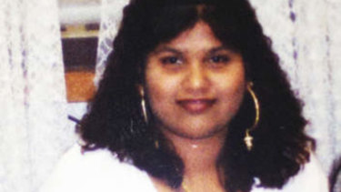 Monika Chetty was found with burns to 80 per cent of her body.
