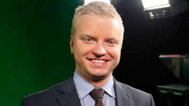 Fox Sports and Sky News presenter Greg Thomson has been suspended by Sky News.