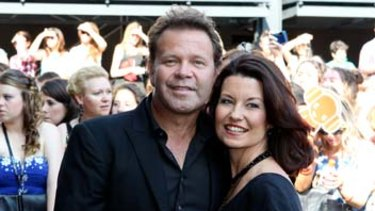 Laurel Edwards (pictured with husband Troy Cassar-Daley) has been a host of The Great Day Out, and The Great South East before it, for the show's entire 22-year run.