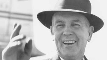 "Labor Prime Minister Ben Chifley sent in the troops as strike breakers, despite a US intelligence officer's claim that  there was ""not one chance in 10 million"" of any effective action against communism until Chifley was removed."