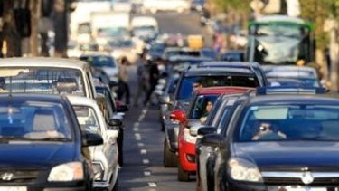 A congestion tax has been flagged for Melbourne.