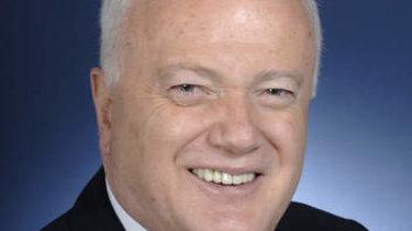 Australia's ambassador and permanent representative to the United Nations, New York, Gary Quinlan.