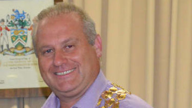 Ryde councillor Roy Maggio forwarded the developer's email requesting help to the council's general manager.
