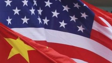 Tensions are rising between the US and China.