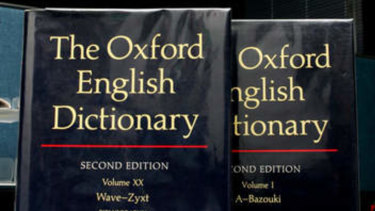 By the book? To write good English, not necessarily.