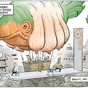 The Canberra Times editorial cartoon for July 16, 2014.