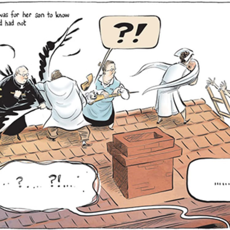 The Canberra Times editorial cartoon for March 1, 2012.