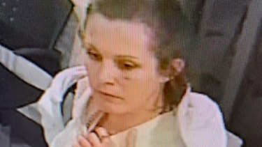 Police are searching for Grace Brittain, missing since Tuesday morning.