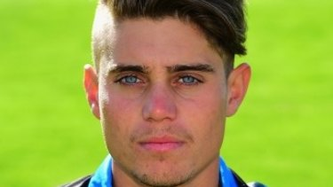 Australian cricketer Alex Hepburn has been charged with rape in Worcestershire, England.