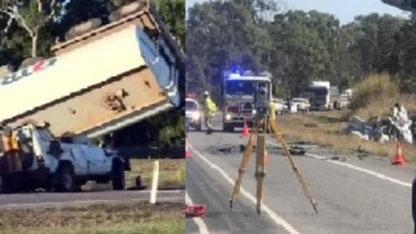 Six dead in two days: Queensland road toll 15 higher than 2017