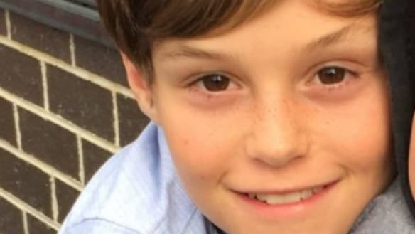Police are seeking assistance to find 12-year-old Warrandyte boy Jamie Clavant (pictured).