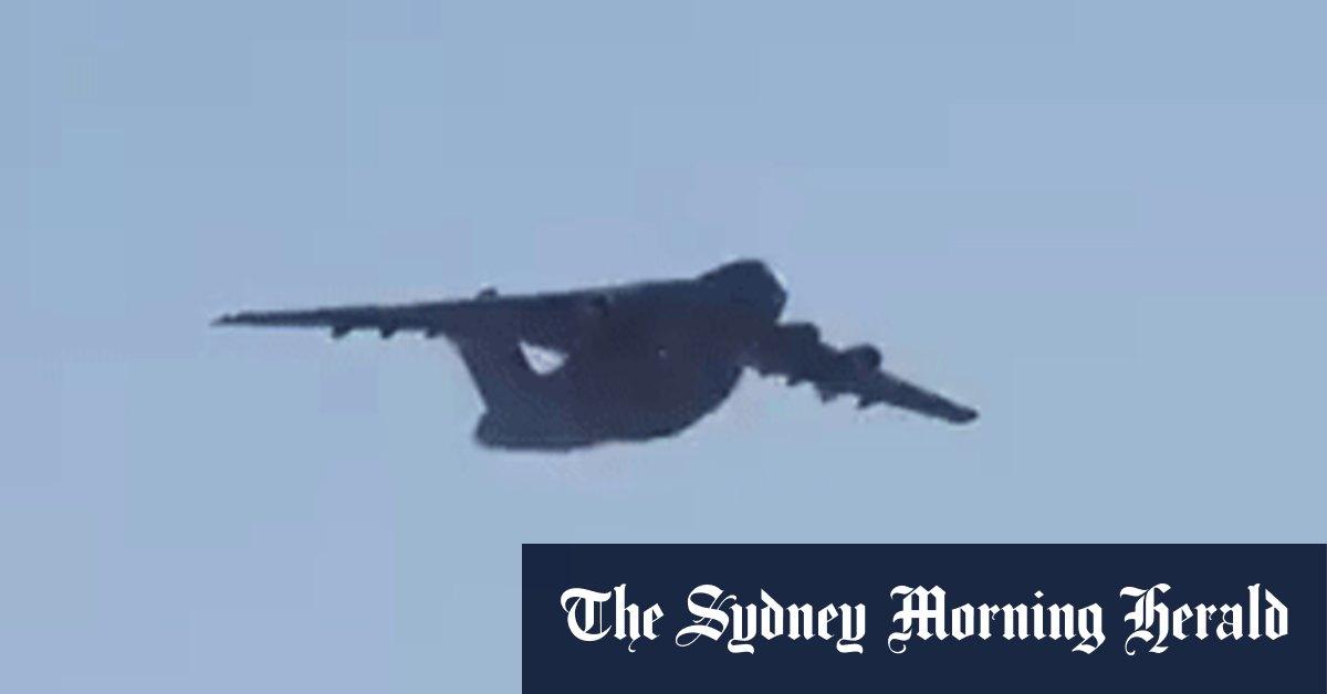 Malaysia says sixteen Chinese jets threatened its sovereignty – The Sydney Morning Herald