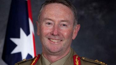 Former Special Operations Commander Jeff Sengelman.