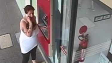 The last independent and confirmed sighting of Samantha Kelly was on January 20 at an ATM.