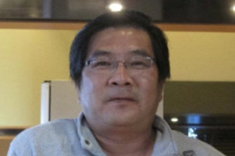 Police say it is possible someone followed Vincent Chi from his restaurant to steal the day's takings.