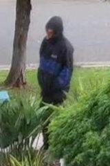 Police released an image of this man, who was seen near Samantha Fraser's home.
