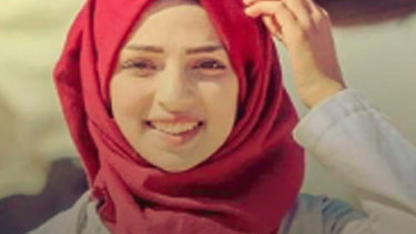 Palestinian nurse Razan al Najar was fatally shot trying to retrieve an injured protester.