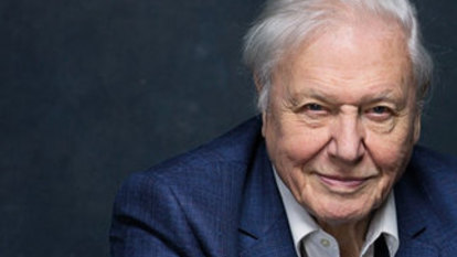 Faced with catastrophe, David Attenborough and Tim Flannery search for a cure