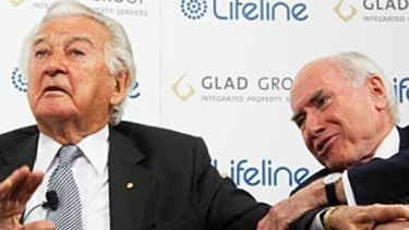 Labor's Bob Hawke and John Howard of the Liberals brought stable government.